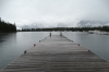 Coulter Bay on Jackson Lake, Great Teton Park, WY