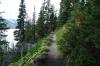 Teton Range and Jenny Lake, Great Teton Park