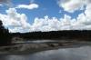Black Dragon's Caldron, Mud Volcano, Yellowstone National Park, WY