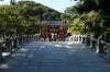 Bridge and Gate, Seonunsa Temple, South Korea