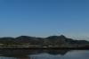 Salt pans near Seonunsan Provincial ark on the west coast of South Korea