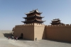 The Great Wall at Guan Cheng, Jiayuguan