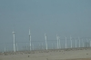 Wind farms, between Jiayuguan & Dunhuang