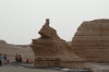 The Peacock, Yardan Landform near Dunhuang