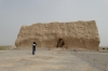Small Fangpan Castle near Dunhuang
