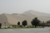 The Singing Sand Mountains and Crescent Spring, Dunhuang