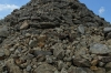 The Peak, Jirisan National Park.  We added a stone to the pile.
