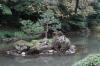 Hisagoike Pond, Kenrokuen Gardens, Kanazawa, Japan