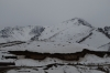Meghri Pass at 2535m and some snow