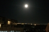 Super moon at Knysna, South Africa