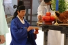 Wedding ceremony in the nobleman's house, Korean Folk Village