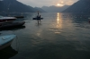 Sunset on Kotor Lake