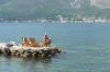 Fishing on Kotor Lake