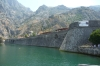 River moat to the walled city of Kotor