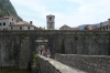 River (north) gate to the walled city of Kotor
