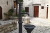 Water fountain in the walled city of Kotor
