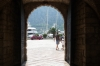 Sea (west) gate, walled city of Kotor