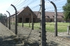 Fences around Auschwitz PL