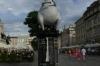Sculpture in Market Square, Kraków PL