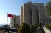 Skanderbeg museum in Krujë Castle AL