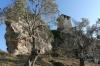 The watch tower at Krujë Castle AL