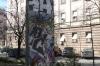 Part of the Berlin Wall, Tiranë AL