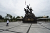 Tugu Negara (National Monument) - WW1, WW2 and Malayan Emergency 1948-1960