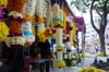Flowers in Little India (Brickfields)