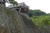 Turrets, Kumamoto Castle, Japan