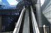Escalator to the Skywalk, Kyoto Station, Japan