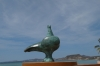Sculptures along the Malecon, La Paz