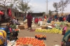 Fresh fruit. Market Day in Mbuyuni, Tanzania