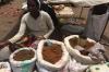 Spices. Market Day in Mbuyuni, Tanzania