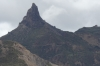 Devil's Tooth from Valley of the Moon, La Paz BO