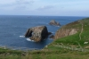 Longships and the coast, Land's End