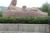The Mother Statue of the Yellow River, Lanzhou