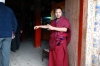 Our English speaking monk guide at Labrang Monastery, Xaihe, Tibet