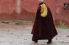 A teacher monk, Labrang Monastery, Xaihe