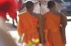 Monks, Luang Prabang LA