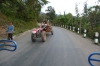 On way back from Kuang Si Falls, Luang Prabang LA