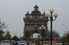 Patuxay (Victory Gate of Vientiane)