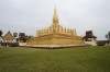Great Stupa - Pha That Luang, Vientiane LA