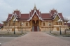 Monastry near the  Pha That Luang, Vientiane LA