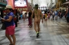 Pulling in the tourists, Fremont Street, Downtown Las Vegas