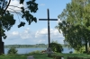Calvery Cross near the Church of the Assumption of the Virgin Mary, Ludza LV