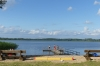 Beach on Lake Ludza LV