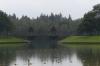 The lake in the park Het Hulsbeek, near Erve Hulsbeek hotel, Oldenzaal NL