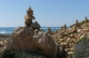Tourists were here, The Tombs of the Kings, Paphos CY
