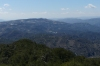 The viewpoint on the mountain road to Troodos (Route 88) CY