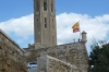Castle and de-consecrated church in Lleida